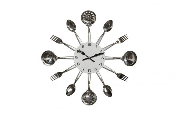 Aria Clock Kitchen Accessories